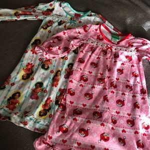Toddler nightgowns